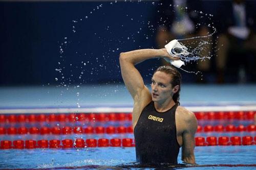 """Đệ nhất bơi 2016: """"Người thép"""" 5 ngày/7HCV thế giới"""