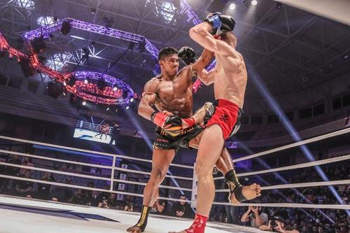 """Phang ống số 1, Thánh Muay Thái sẽ """"xử"""" McGregor ở MMA"""