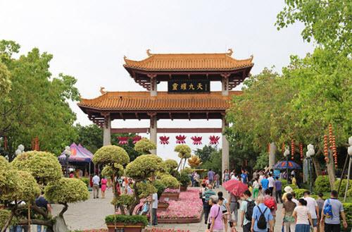8 điểm du lịch bí ẩn chưa được khai phá ở Trung Quốc - 5
