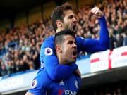 """Bóng đá - Chelsea lại """"bay cao"""", có kỷ lục: Conte vui hết cỡ"""