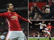 Bóng đá - Góc chiến thuật MU–Tottenham: Mourinho chế ngự pressing