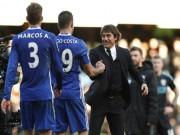 Bóng đá - Chelsea - Conte thắng 9 trận liền, Diego Costa hay nhất NHA