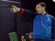 Thể thao - Xem Hoàng Xuân Vinh trổ tài bắn tắt nến