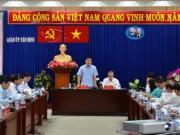 Tin tức trong ngày - Bí thư Thăng phê bình lãnh đạo Trung tâm chống ngập