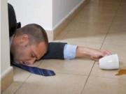 Sức khỏe đời sống - Những cái chết từ trên giường xuống đất