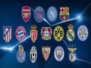 Bóng đá - Bốc thăm vòng 1/8 cúp C1 - Champions League: Barca, Arsenal gặp khó