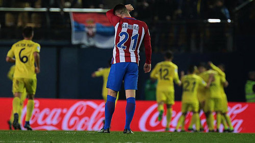 Villarreal - Atletico Madrid: Trả giá đắt vì sai lầm - 1