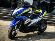 Thế giới xe - Ngắm Yamaha Aerox 155 độ cực ngầu