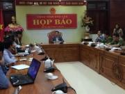 Tin tức trong ngày - Thông tin chính thức về vụ nổ tại Công an tỉnh Đắk Lắk