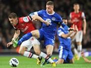 Bóng đá - Everton - Arsenal: Khách bay cao chờ hạ gục chủ rệu rã
