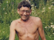 Phi thường - kỳ quặc - Cái chết bí ẩn của người đàn ông sống khỏa thân 20 năm trong rừng