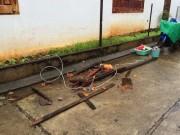 Bộ CA vào cuộc điều tra vụ nổ ở trụ sở Công an Đắk Lắk