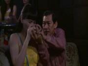 """Phim - Chết cười với cảnh """"gái quê"""" Trang Nhung lần đầu đi bar"""