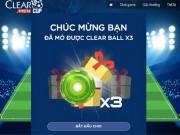 Bóng đá - Vui chơi có thưởng cùng giải U21 Quốc tế - Clear Men Cup 2016