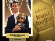 Bóng đá - Huyền thoại thể thao: Ronaldo sánh ngang Federer, Usain Bolt