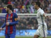 Ngôi sao bóng đá - Ronaldo khổ luyện như Djokovic, Messi siêu tựa Federer