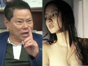 Đời sống Showbiz - Choáng với dàn chân dài sánh bên tỷ phú 72 tuổi đang gây ồn ào showbiz Việt