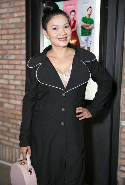 Kỳ Duyên, Phạm Hương táo bạo nhất tuần với mốt thấu da - 7