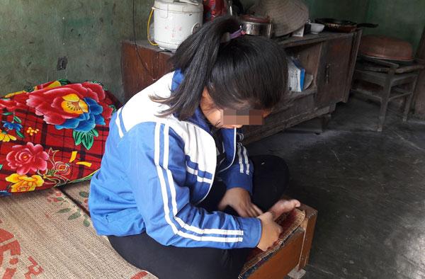 Vụ nữ sinh 14 tuổi có thai: Cái kết sao buồn đến thế