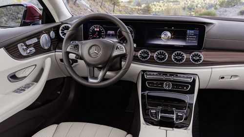 Mercedes E-Class Coupe hoàn toàn mới chính thức ra mắt - 4