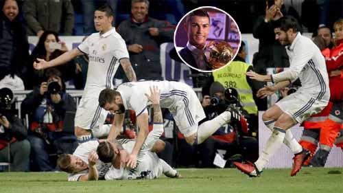 Club America – Real Madrid: Món quà mừng Bóng vàng - 1