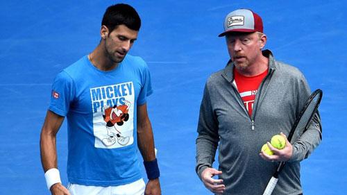 """Tennis 2017 chưa đánh, Djokovic đã loạn """"hậu phương"""""""