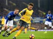 Bóng đá - Everton - Arsenal: Đau tim phút bù giờ