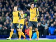 Bóng đá - Arsenal bại trận, HLV Wenger chê học trò đá mơ ngủ