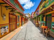 Du lịch - Khám phá thị trấn sắc màu nhất thế giới