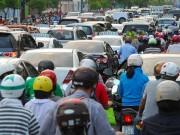 Tin tức trong ngày - Bí thư Thăng: 'Giải quyết ngay kẹt xe để yên dân'