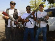 Thế giới - Mexico: Dân vùng lên bắt cóc mẹ trùm ma túy