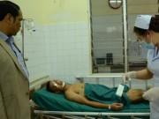 Tin tức trong ngày - Thương tiếc các chiến sĩ hy sinh trong vụ nổ trụ sở CA tỉnh