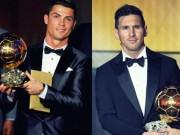 Ronaldo, Messi  & amp; những QBV gây tranh cãi nhất lịch sử