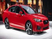 """Tin tức ô tô - Subaru Impreza mới giành giải """"Xe của năm 2016-2017"""""""