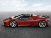 """Tin tức ô tô - Ferrari J50: Phiên bản """"siêu độc"""" của 488 Spider"""