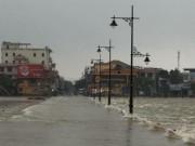 Tin tức trong ngày - TT-Huế: Thủy điện đồng loạt xả lũ gây ngập lớn