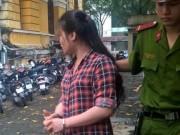 An ninh Xã hội - Nữ sinh viên cùng bạn trai dùng roi điện đi cướp