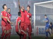 Bóng đá - Chung kết AFF Cup: Indonesia đánh úp, Thái Lan ngỡ ngàng