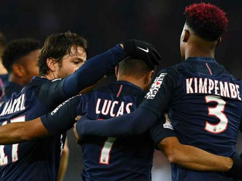 PSG - Lille: Quả penalty mở khóa - 1