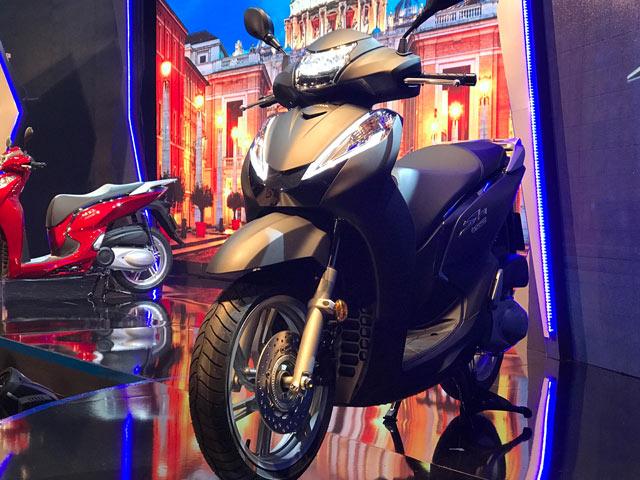 Honda SH300i thêm phiên bản mới giá 249 triệu đồng - 2