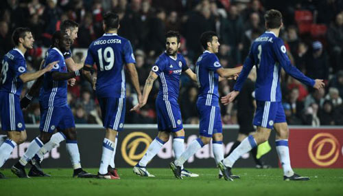 Chelsea đầu bảng dịp Giáng sinh: Điềm báo nhà vô địch
