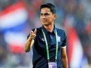 Bóng đá - Thái Lan thua, Kiatisak bị chê giống HLV Hữu Thắng
