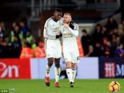 Bóng đá - Chi tiết Crystal Palace – MU: Người hùng Ibrahimovic (KT)