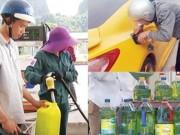 Tin tức trong ngày - Chuyện lạ ở Vân Đồn: Mua, bán xăng như… bia hơi