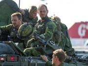 Thế giới - Thụy Điển đang chuẩn bị chiến tranh với Nga?