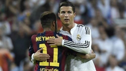 """Ronaldo giành QBV, Neymar """"dội gáo nước lạnh"""" cho siêu sao Real"""