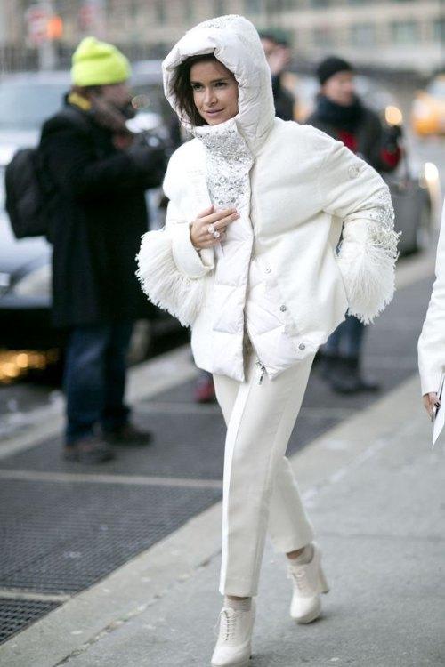 Công thức mặc chuẩn ấm cho cô nàng sợ lạnh - 7
