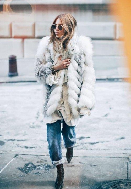 Công thức mặc chuẩn ấm cho cô nàng sợ lạnh - 8