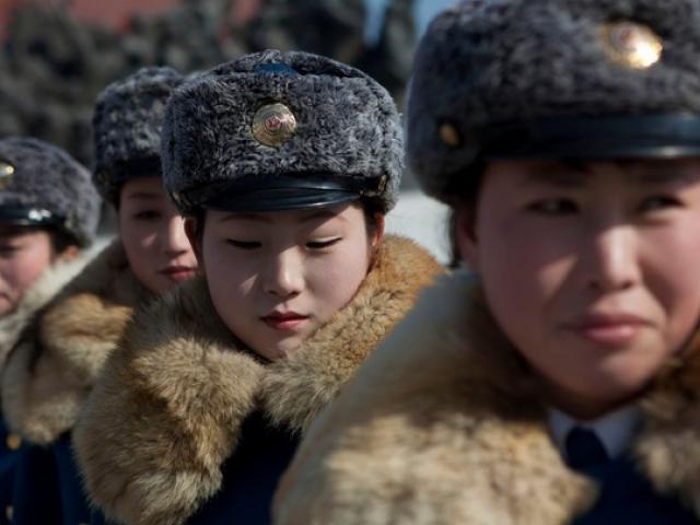 Nghề sang chảnh bậc nhất dành cho nữ ở Triều Tiên
