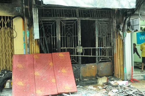 Vụ cháy nhà 6 người chết ở SG: 3 phút 6 mạng người